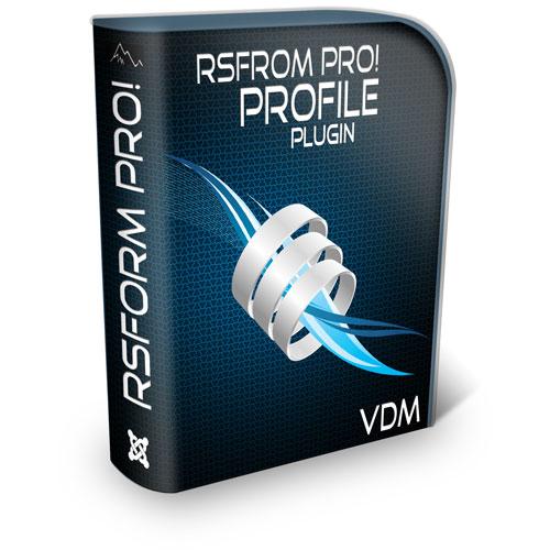 RSForm Profile - Plugin