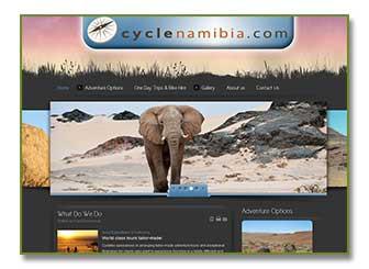 Cycle Namibia